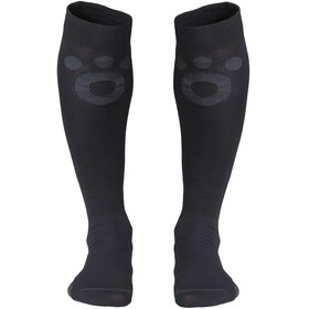 Röjk Merino Compression Socks Unisex Blackberry